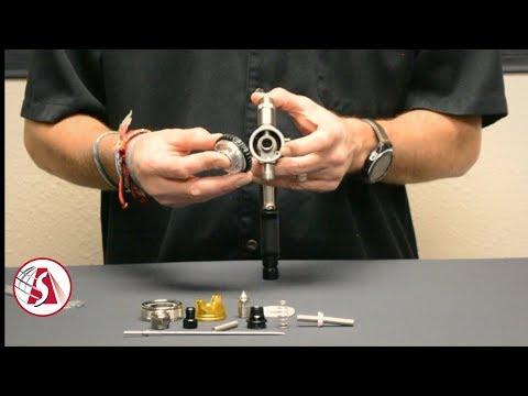 How to Correctly Assemble Your Apollo 7700 AtomiZer Spray Gun