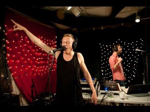Macklemore & Ryan Lewis - My Oh My (Live on KEXP)