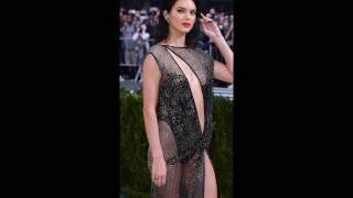 Kendall Jenner tại thảm đỏ Met Gala 2017