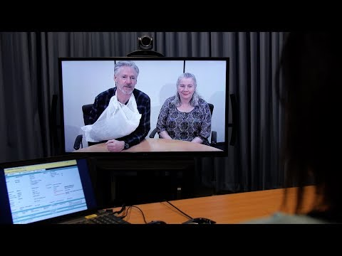 Short Telehealth Video