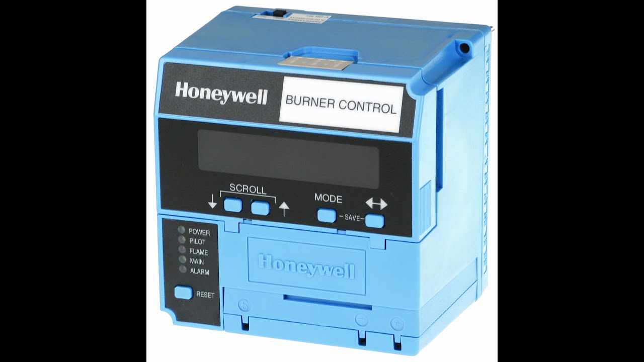 honeywell review youtube rh youtube com cleaver brooks burner control manual cfh Honeywell Burner Control