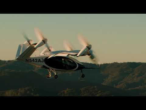 Joby Aviation Air Taxis will fly above America's congested cities in the next Decade