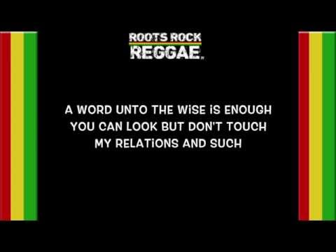 Protoje ft  Mortimer -  Protection (Lyrics)