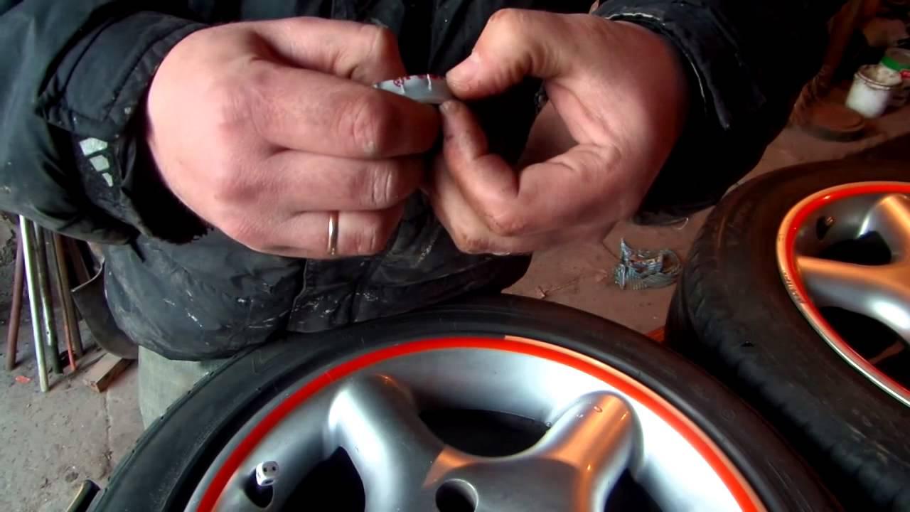 Колпачки на диски своими руками