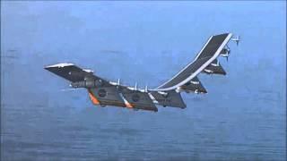 ソーラー飛行機 NASAのヘリオス