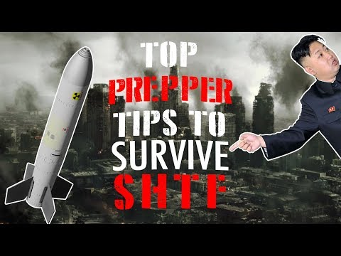 Top Tips To Survive Doomsday