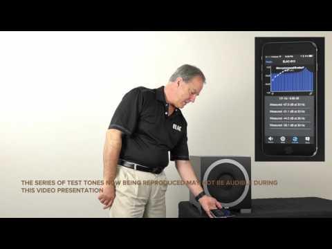 ELAC S10EQ Demonstration Video
