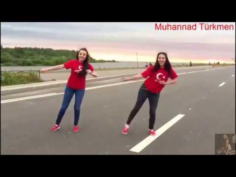 الدبكة التركية Türk Dansı