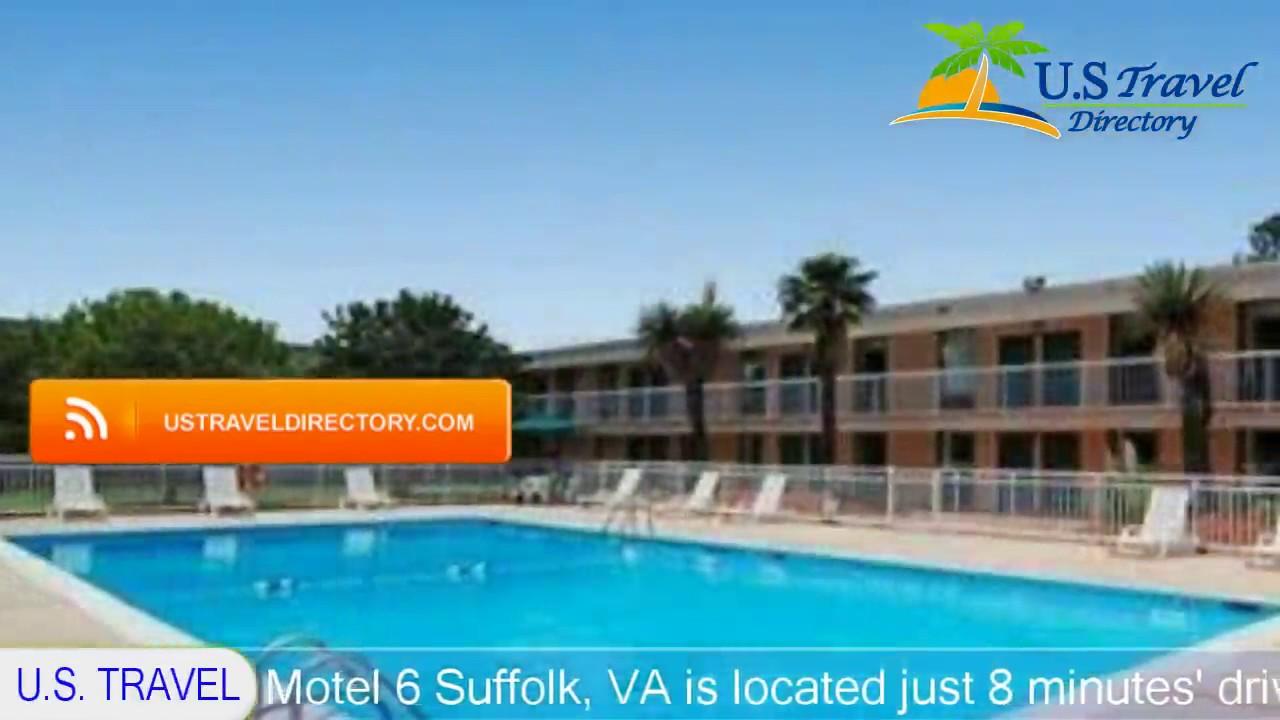 Motel 6 Suffolk Va Hotels Virginia