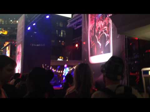 New Pornographers @ NXNE 2015 Snippets