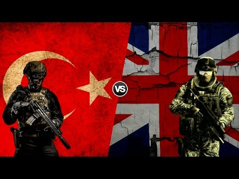 TURKEY VS UNITED KINGDOM - Military Power Comparison 2017