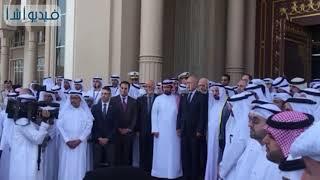 بالفيديو : افتتاح فرع الاكاديمية العربية للعلوم والتكنولوجيا والنقل البحرى في الشارقة