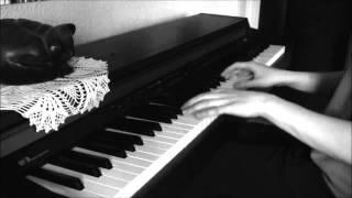 Kalafina - Kimi no gin no niwa 「君の銀の庭」 - piano cover