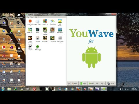 How To Install Apk Files In Youwave (v 2.3.4) Only