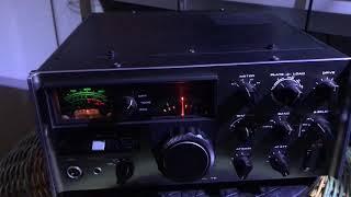 今年2台目のTS-900Sです。14MHzの送受信がアウトです。先日修理した個...