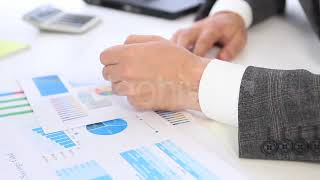 Calculating Business Finance - Stock Footage from Videohive