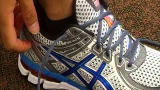 Butterfly Lacing: The Solution to Heel Slippage