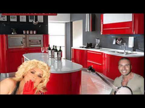 In cucina con tina