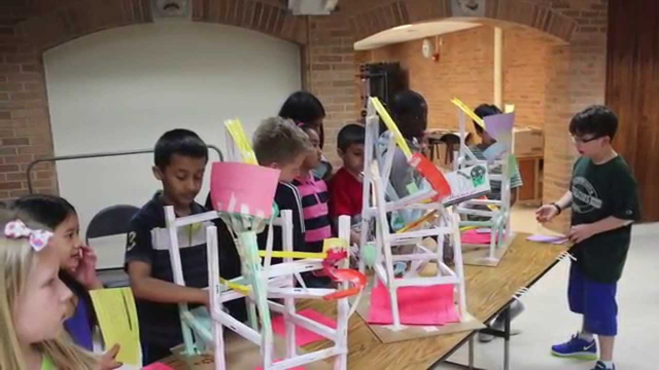 Rollercoaster Stem Project Youtube