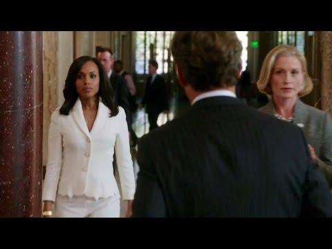 Scandal 4x01 Olivia & Fitz Meet Again / HD