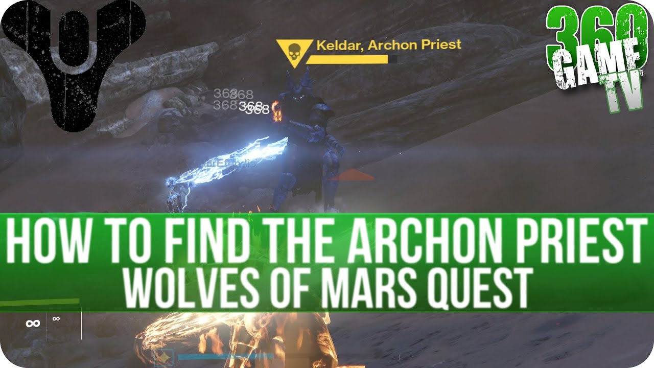 Destiny The Taken King How To Find The Archon Priest Hunt The