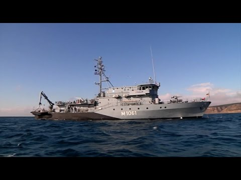 Minentauchereinsatzboot Rottweil