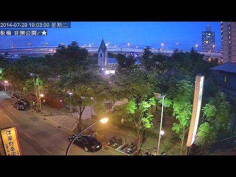 🔴 ♡IP Camera LIVE!,New Taipei City,Taiwan Live Stream 台灣板橋直播 (颱風動態 天氣 氣象 台風 Typhoon)