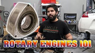 homepage tile video photo for ROTARY ENGINE BUILD PART 1 MIKE VARGAS SPECIAL!