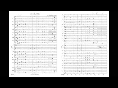 Shaker Suite arranged by Rayburn Wright/edited by Mark Davis Scatterday
