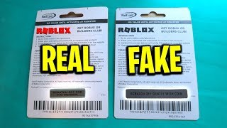 GIVING MY ROOMMATES FAKE ROBUX CARDS..