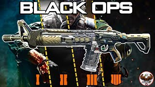 Evolution of Rifles from the CoD Black Ops Series | (BO1-BO4)