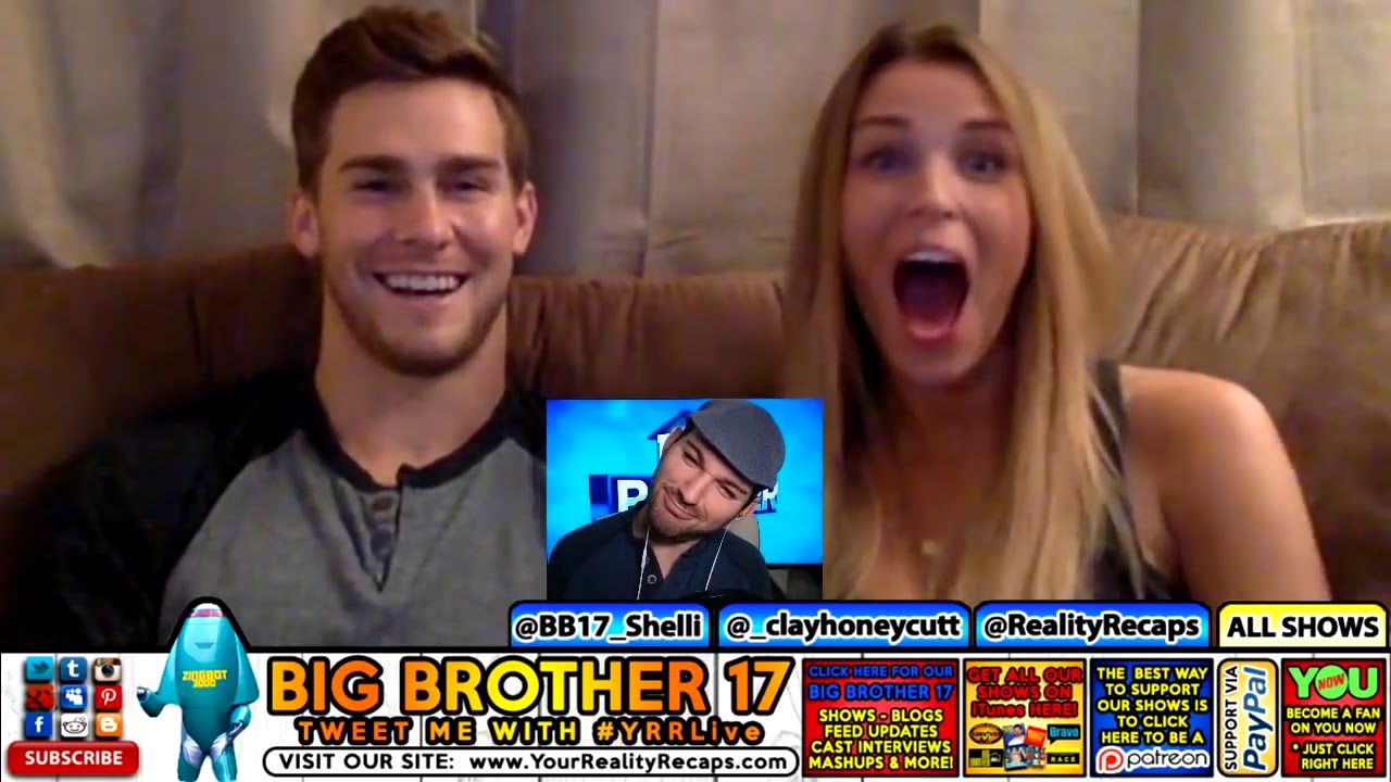 Shelli and clay big brother