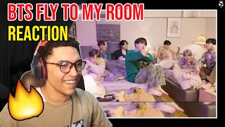 Album Of The Year | BTS – 'FLY TO MY ROOM' [Color Coded Lyrics]- The BTS Journey (reaction)