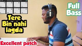 Tere Bin nahi lagda | Live Octapad mix | Himanshu Kapse |