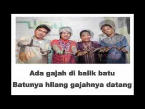 WALI BAND ADA GAJAH DI BALIK BATU new album