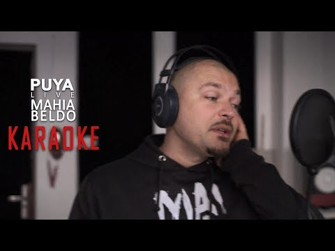 Puya feat. Mahia Beldo - Karaoke | Live