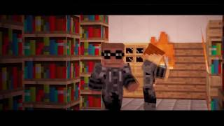"""Minecraft сериал: """"Ограбление мафии"""" 1 серия"""