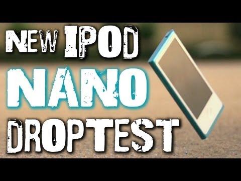 Drop Test New Ipod Nano 7th Generation