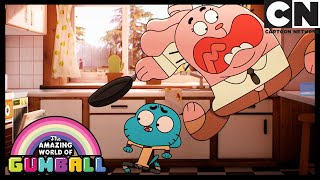 Something To Freak Out Richard | The Burden | Gumball | Cartoon Network
