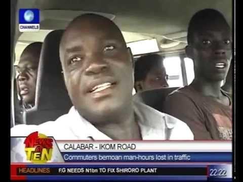 Calabar-Ikom Road:Cross River State Govt. appeals for F.G.'s intervention