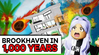 I FOUND BROOKHAVEN IN 1,000 YEARS! And this is what happened... (Brookhaven RP)