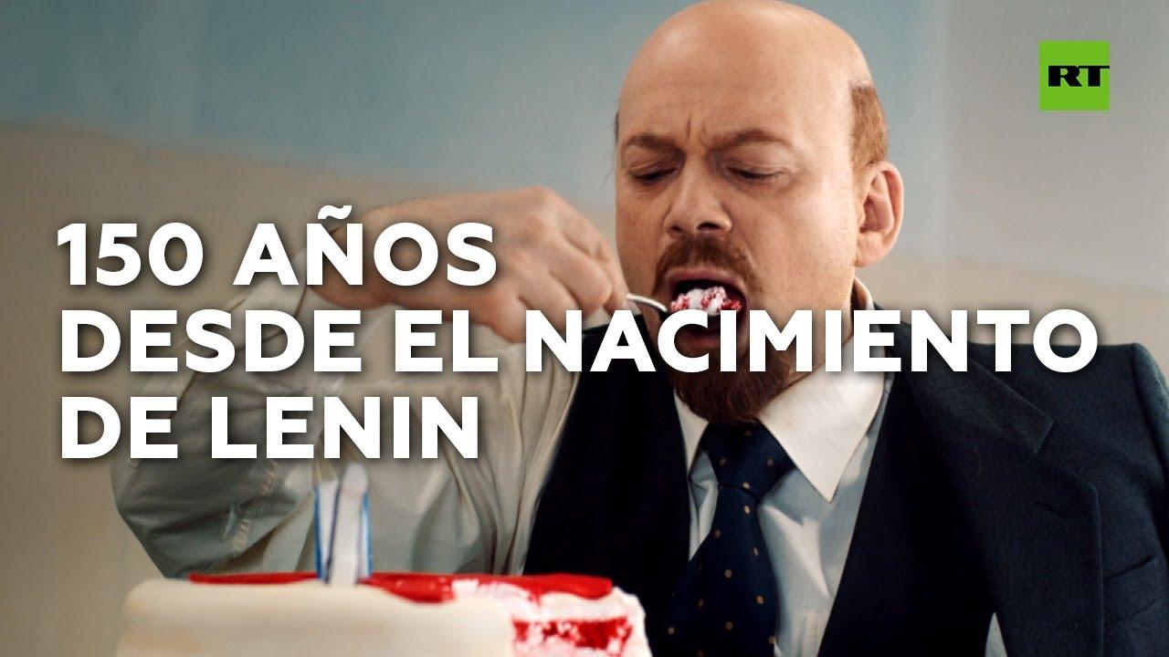Lenin ya tiene 150 años, pero nadie le visita para felicitarle