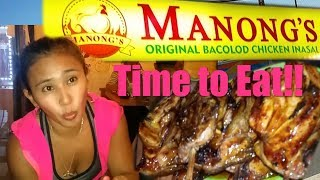 Manong's Bacolod Inasal Cebu BBQ chicken.