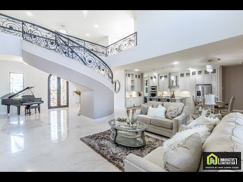 Innovative Construction - 2017 RGVBA Parade of Homes Model (Edinburg, Tx)