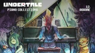 UNDERTALE Piano Collections: 12. Asgore (David Peacock & Augustine Mayuga Gonzales)