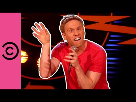 Depressed English Kids | Russell Howard Stand Up Central