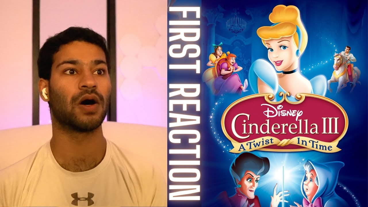 Download Watching Cinderella 3: A Twist In Time (2007) FOR THE FIRST TIME!! || Movie Reaction!