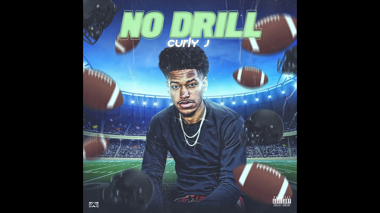 Curly J - No Drill (Official Audio)