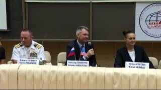 Expedition 41/42 Crew Conducts News Conference and Traditional Ceremonies in Russia