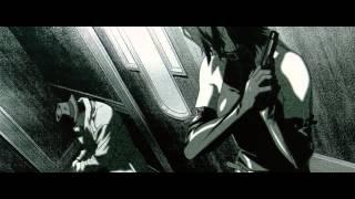 """Animatrix - """"A Detective Story"""". OST-Веселые ребята - """"Люди встречаются"""" - 2012 HD"""